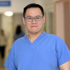 Dr Adrian Wong – MRCP FRCA FFICM EDIC