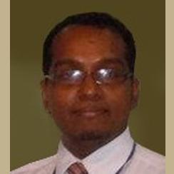 Dr N W P Dilusha Gunaratne – MD, FRCA