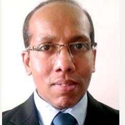Dr Gihan Piyasiri – MD FRCA